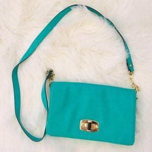 Seafoam Spring Green Crossbody Bag Purse